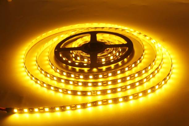 Home Delight 197 inch Yellow Rice Lights