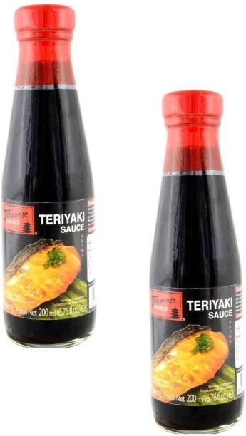 Japanese Choice Choice Teriyaki Sauce-200ml (Imported) (Pack of 2) Sauce