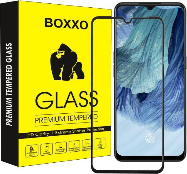 Boxxo Edge To Edge Tempered Glass for Oppo F17