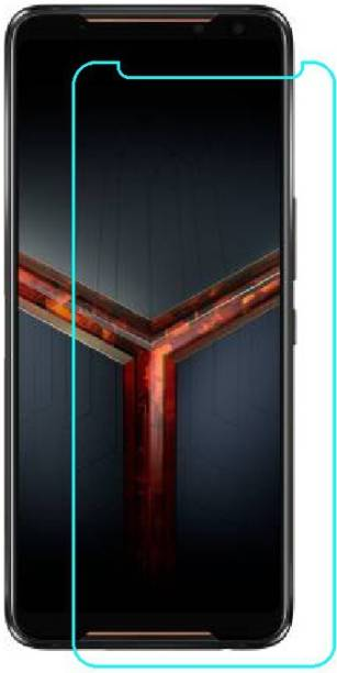 DARSHILGOLBE Edge To Edge Tempered Glass for Asus ROG Phone 2
