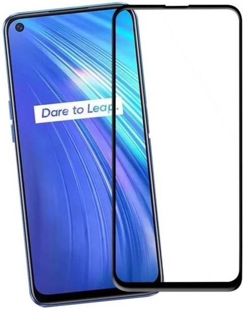 Gorilla Armour Edge To Edge Tempered Glass for Realme 6, Realme 6i, Realme 7, Realme 7i, Realme Narzo 20 Pro