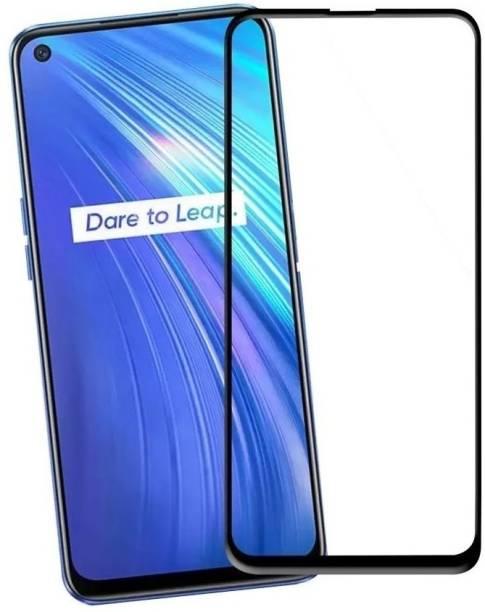 Gorilla Armour Edge To Edge Tempered Glass for Realme 6, Realme 6i, Realme 7, Oppo A52, Realme Narzo 20 Pro, Realme 7i