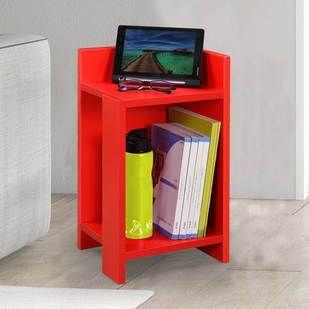 Flipkart Perfect Homes Studio Multipurpose Bed / Sofa Side Table Engineered Wood Bedside Table