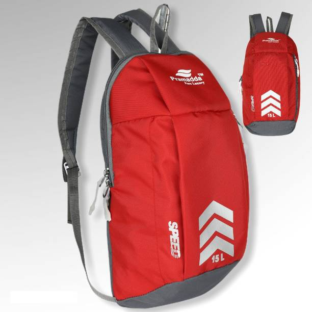 Pramadda Pure Luxury All Star Gym Sports Backpack Stylish Multipurpose Outdoor Daily use Bags.