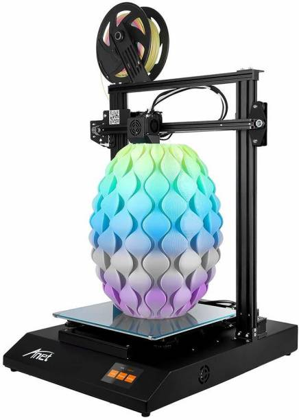 Anet ET5 PRO Upgrade Ultra Silent with TMC2208 Stepper Driver | Automatic Bed Levelling | Power Outage Recovery |3.5-inch Touch Screen| Filament Detection | Printing Size: 300*300*400mm 3D Printer