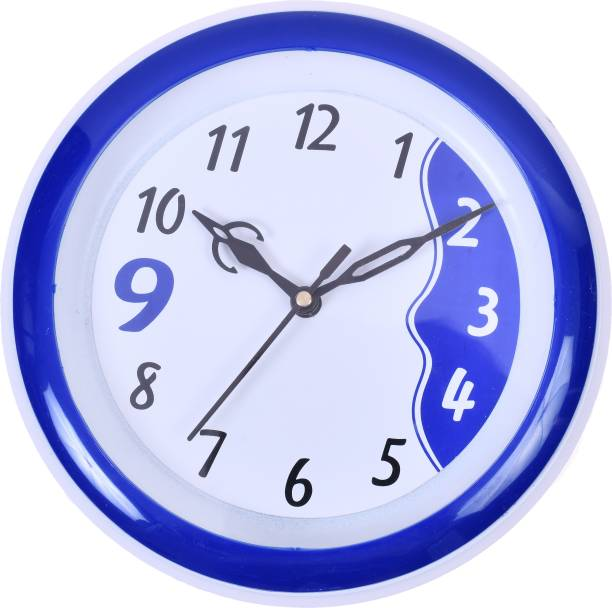 Flipkart SmartBuy Analog 20.5 cm X 20.5 cm Wall Clock