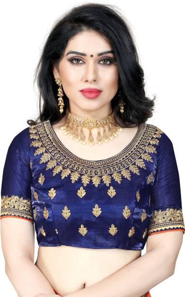 Krishna R fashion Boat Neck Women Blouse