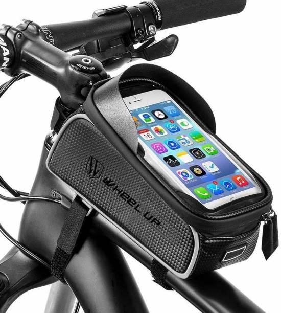 SHRI BICYCLES Rain protacter Bicycle Phone Holder