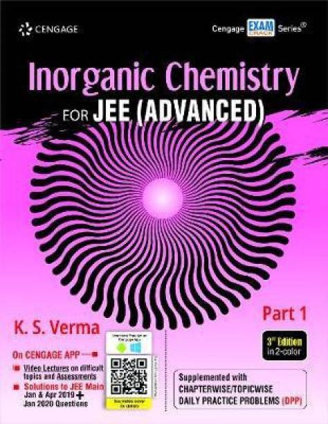 Inorganic Chemistry for Jee (Advanced) Part 1 - For JEE (Advanced) 3 Edition