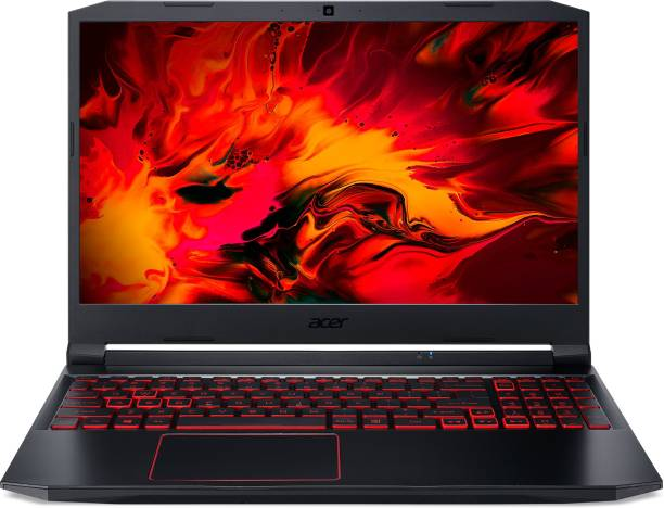 acer Nitro 5 Core i5 10th Gen - (8 GB/1 TB HDD/256 GB SSD/Windows 10 Home/4 GB Graphics/NVIDIA GeForce GTX 1650 Ti/60 Hz) AN515-55-58EB Gaming Laptop
