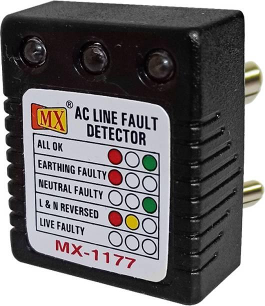 MX TESTER1177 5 A Three Pin Socket