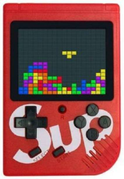 Worricow SUP Video Game for Kids 8 GB with Mario/Super Mario/DR Mario/Contra/Turtles & Other 400+ Games