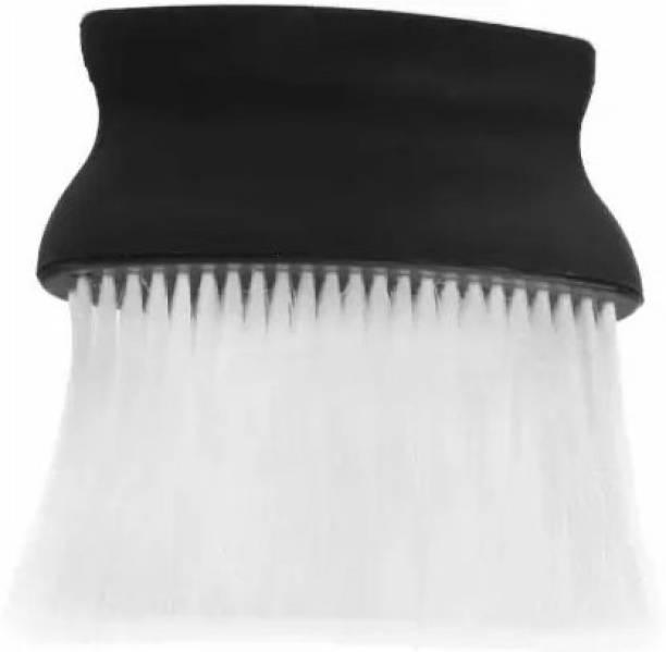 QKYPZO Barber Neck Face Duster Cleaning Hairbrush Hair Sweep Brush Salon Household