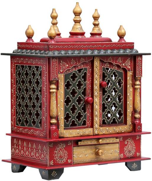 Cottage Crafts Home Temple Solid Wood Home Temple