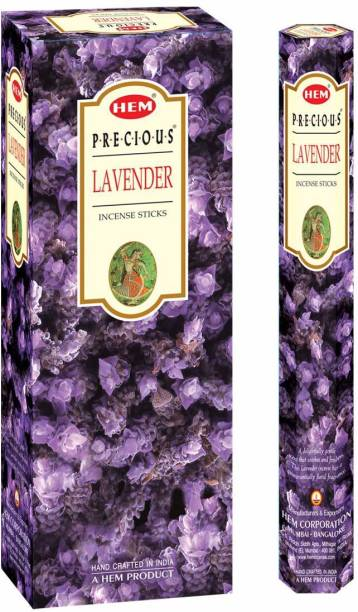 Snehraje solution Hem Precious Lavender Incense Sticks Hem Precious Lavender Incense Sticks