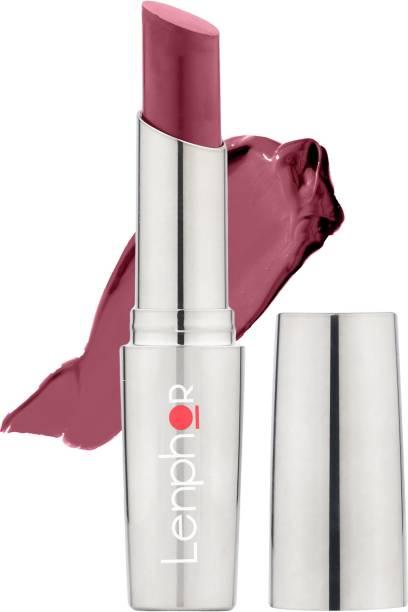 lenphor Treasure Matte Lipstick -Mulberry Silk 023