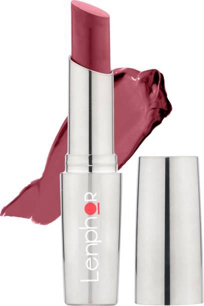 lenphor Treasure Matte Lipstick -Pink Plumish 020