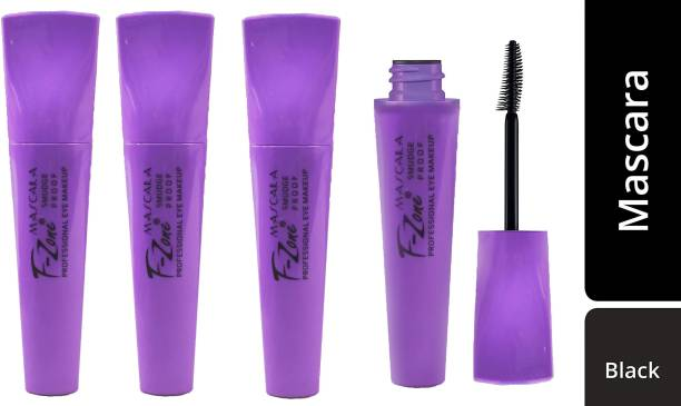 F-Zone Water Proof And Smudge Proof Professional Mascara 04 32 ml