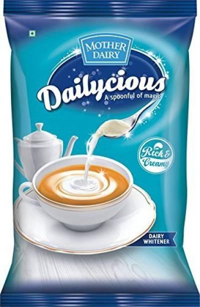 MOTHER DAIRY Whitener Dailycious Skimmed Milk Powder