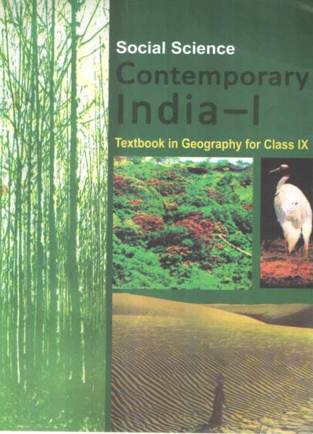 Ncert Contemporary India 1 Textbook In Geography For Class 9