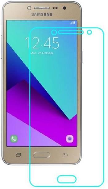 DARSHILGOLBE Edge To Edge Tempered Glass for Samsung Galaxy Grand Prime Plus