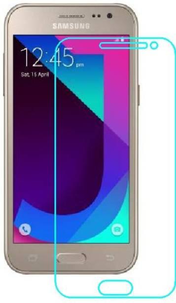 DARSHILGOLBE Edge To Edge Tempered Glass for Samsung Galaxy J2-6