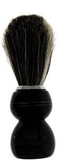CANDELA Wooden Handle Smooth and Soft Bristle  C3 Shaving Brush