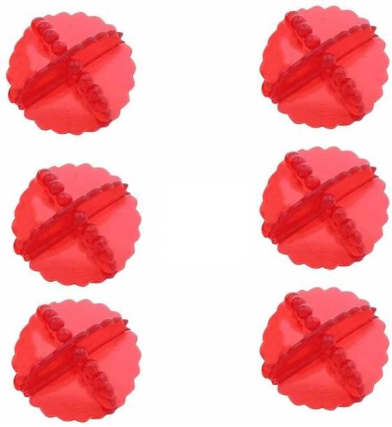 RECTITUDE Washing Machine Ball Laundry Dryer, Wash Without Detergent (Standard Size) -6 Pieces Detergent Bar
