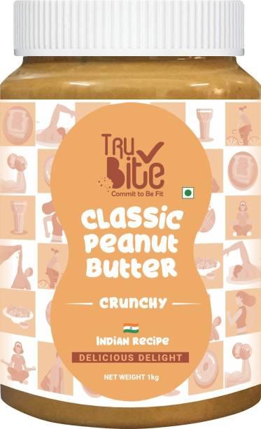 Trubite Classic Peanut Butter (Crunchy) 1 kg
