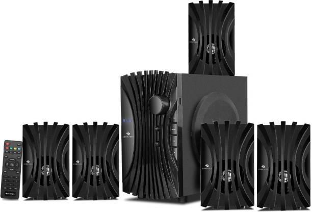 ZEBRONICS Zeb-Twist 5.1 90 W Bluetooth Home Theatre