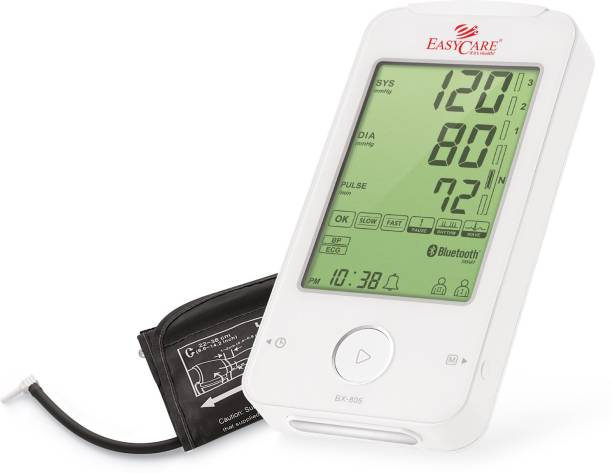 EASYCARE Advanced (2 IN 1) Blood Pressure with ECG Function Monitor (AF & Detection with Trend Analysis) Read your heart with ECG along with 2 users account. EC9990 Bp Monitor