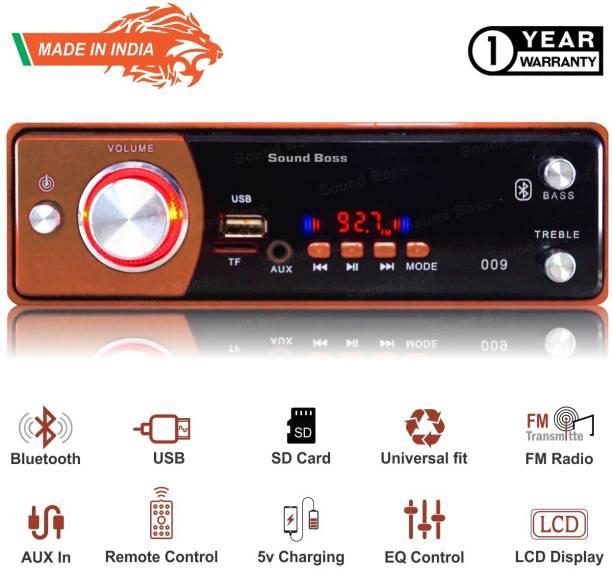 Sound Boss BLUETOOTH/USB/SD/AUX/FM/MP3. Car Stereo