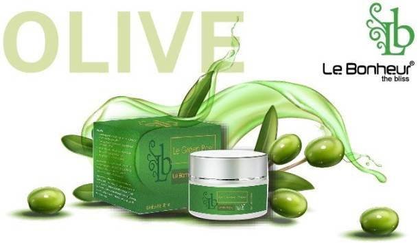 Le Bonheur Green Peel Organic Moisturizing Olive Peel Vegan