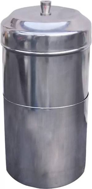 Supreme Stainless steel South Indian coffee Filter Large 400ML Indian Coffee Filter