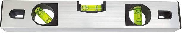 BUKU 12 inch Spirit Level Magnetic Carpenter's Level
