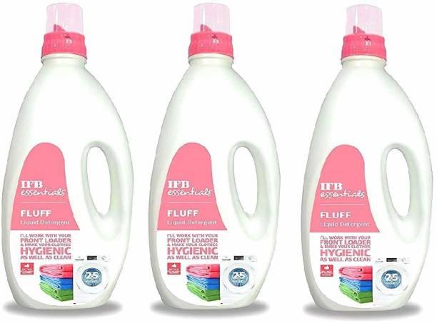 IFB LIQUID DETERGENT FRONT LOAD (PACK OF 3) Multi-Fragrance Liquid Detergent