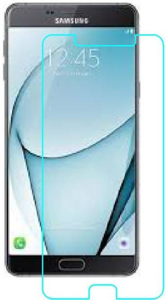 DARSHILGOLBE Edge To Edge Tempered Glass for Samsung Galaxy A9 Pro (2016 Edition)