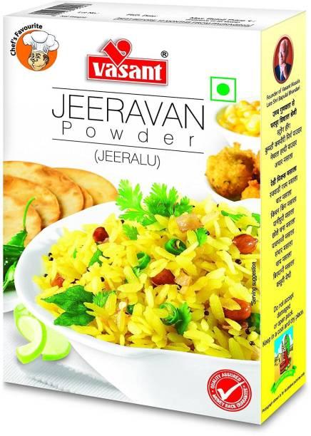 VASANT Masala Combo Jeeravan Powder-100Gm+100Gm - Pack Of 2