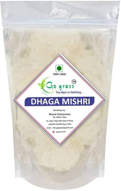 GO GRASS Sugar Thread Fresh (Mishri Dhaga , Dhage Wali Mishri) Sugar