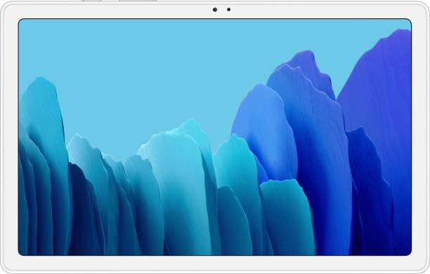SAMSUNG Galaxy Tab A7 LTE 3 GB RAM 32 GB ROM 10.4 inch with Wi-Fi+4G Tablet (Silver)