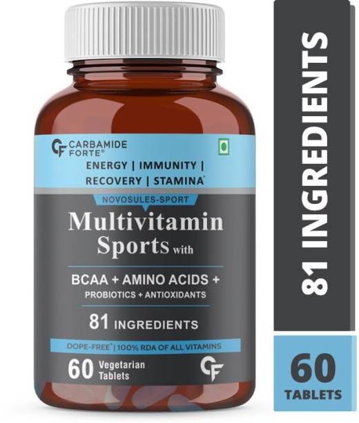 CF Multivitamin and Mineral Tablets for Men and Women