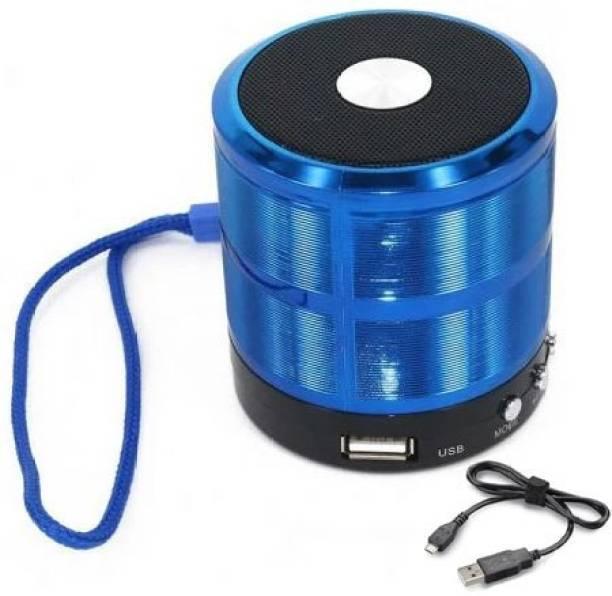 F FERONS Music MINI WS – 887 Bluetooth Speaker 5 W Bluetooth Laptop/Desktop Speaker