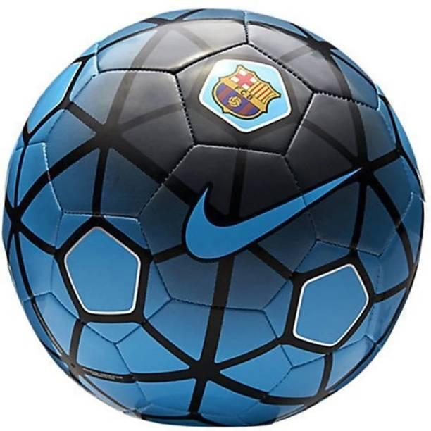 blark FCB BLUE BARCELONA 2017 WITH NEEDLE PIN FOOTBALL Football - Size: 5