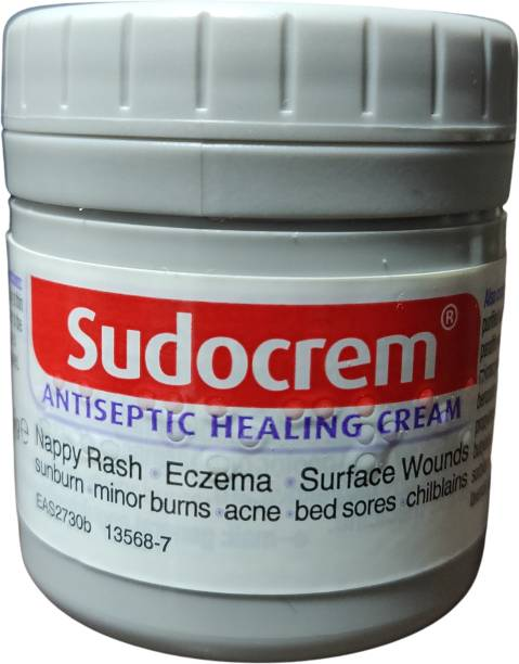 SUDOCREM Antiseptic Healings Cream Nappy Rash Eczema Surface Wounds for babies