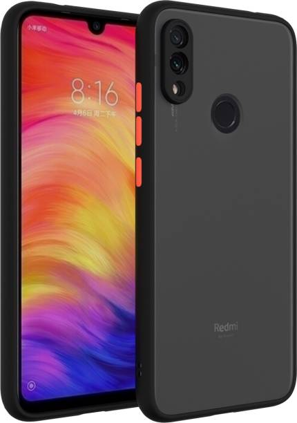 GadgetM Back Cover for Mi Redmi Note 7 Pro, Mi Redmi Note 7s, Mi Redmi Note 7