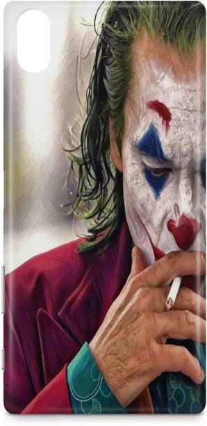 Accezory Back Cover for Mi Redmi 7A, JOKER, ANONYMOUS, BLACK