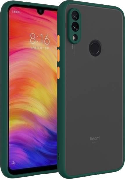 GadgetM Back Cover for Mi Redmi Note 7 Pro, Mi Redmi Note 7, Mi Redmi Note 7S