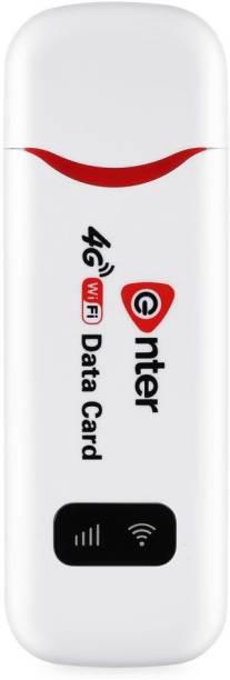 Enter E-D4G Data Card