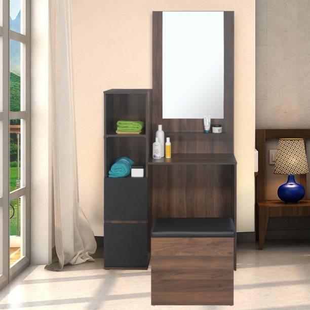 @Home by nilkamal Tolstoy Engineered Wood Dressing Table