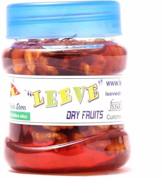Leeve Dry fruits Walnut Kernels Honey, 400 g